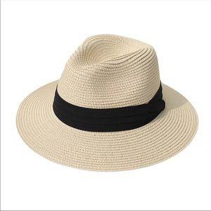 Accessories - Panama Fedora Sun Hat
